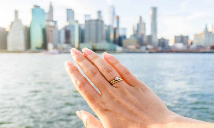 Best Places To Propose In NYC: Parks, Trams, And More