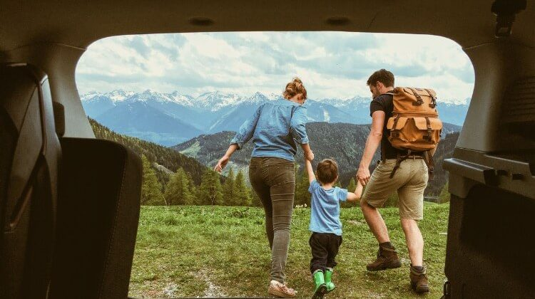 Best Places To Travel With Toddlers- Outdoor Adventure Edition