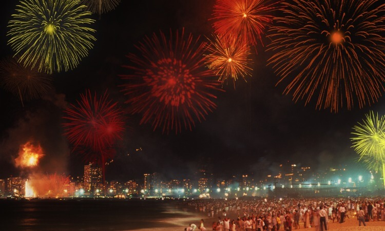 Brazil – New Year's Eve