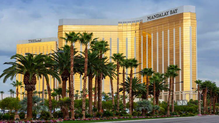 How Far Is Mandalay Bay From Bellagio Las Vegas?