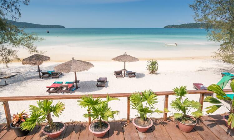 Koh Rong Archipelago, Cambodia