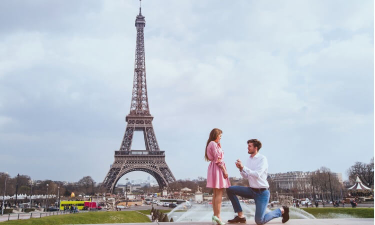 Most Romantic Places In The World For Marriage Proposals