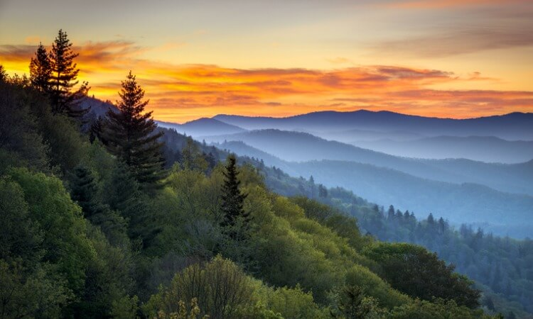 The-Great-Smoky-Mountains-National-Park