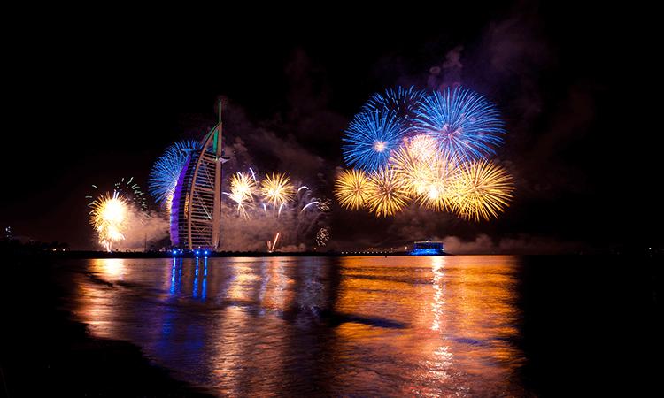 UAE-New Years Eve
